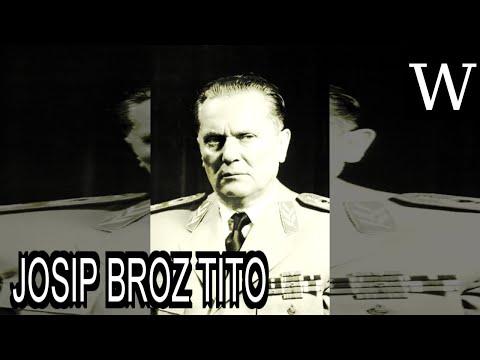 JOSIP BROZ TITO - WikiVidi Documentary
