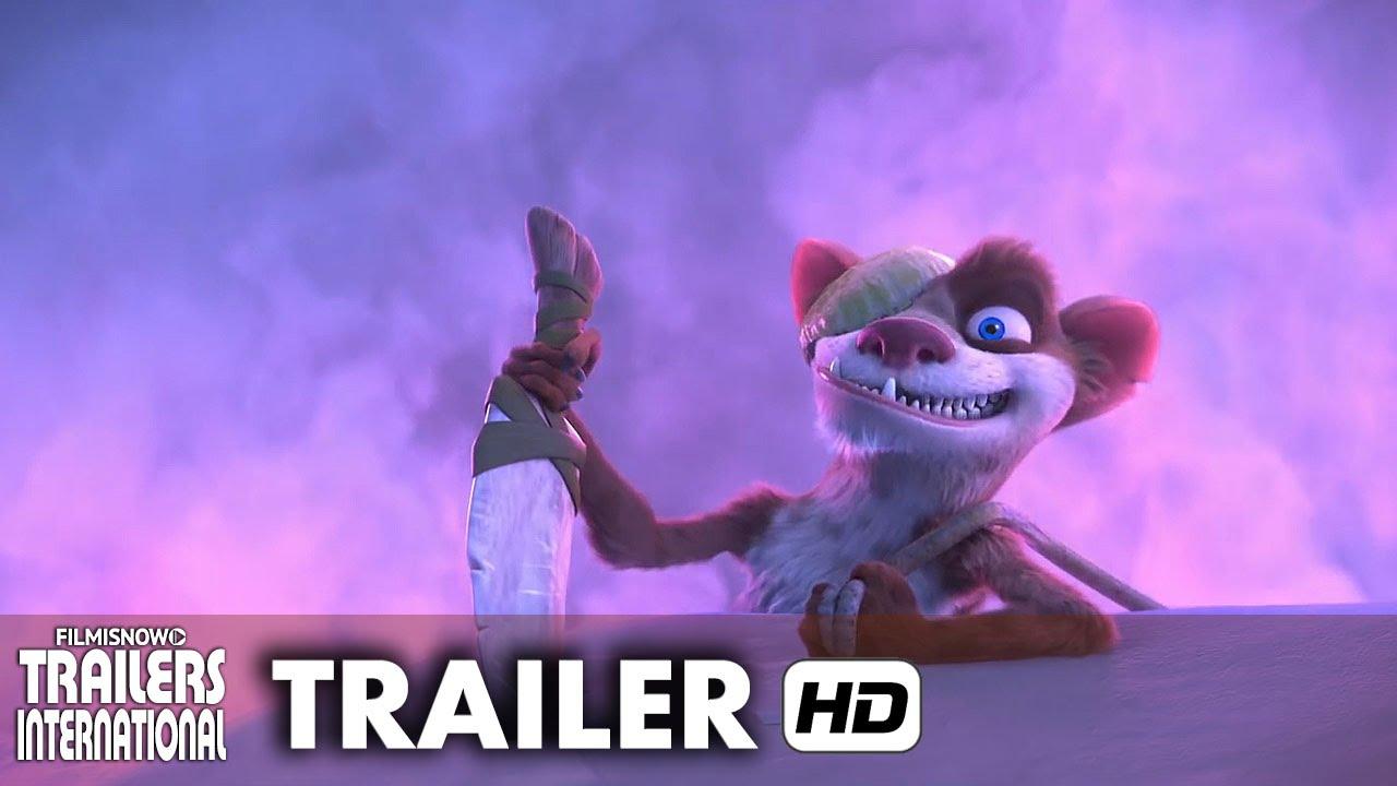 A Era Do Gelo O Big Bang Trailer Oficial 2 Dublado Hd Youtube