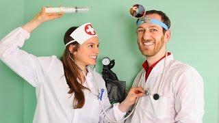 Klinikzubehör für Doktorspiele