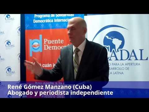 René Gómez Manzano: De la normalización diplomática a la normalización democrática en Cuba
