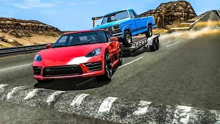 EXTREME CRASHES #36 - BeamNG Drive