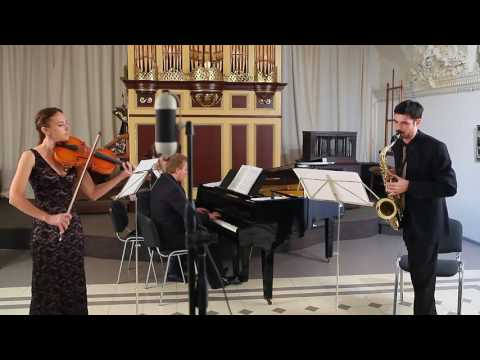 P. Hindemith – Trio for viola, tenor saxophone and piano, Op. 47 (1928)