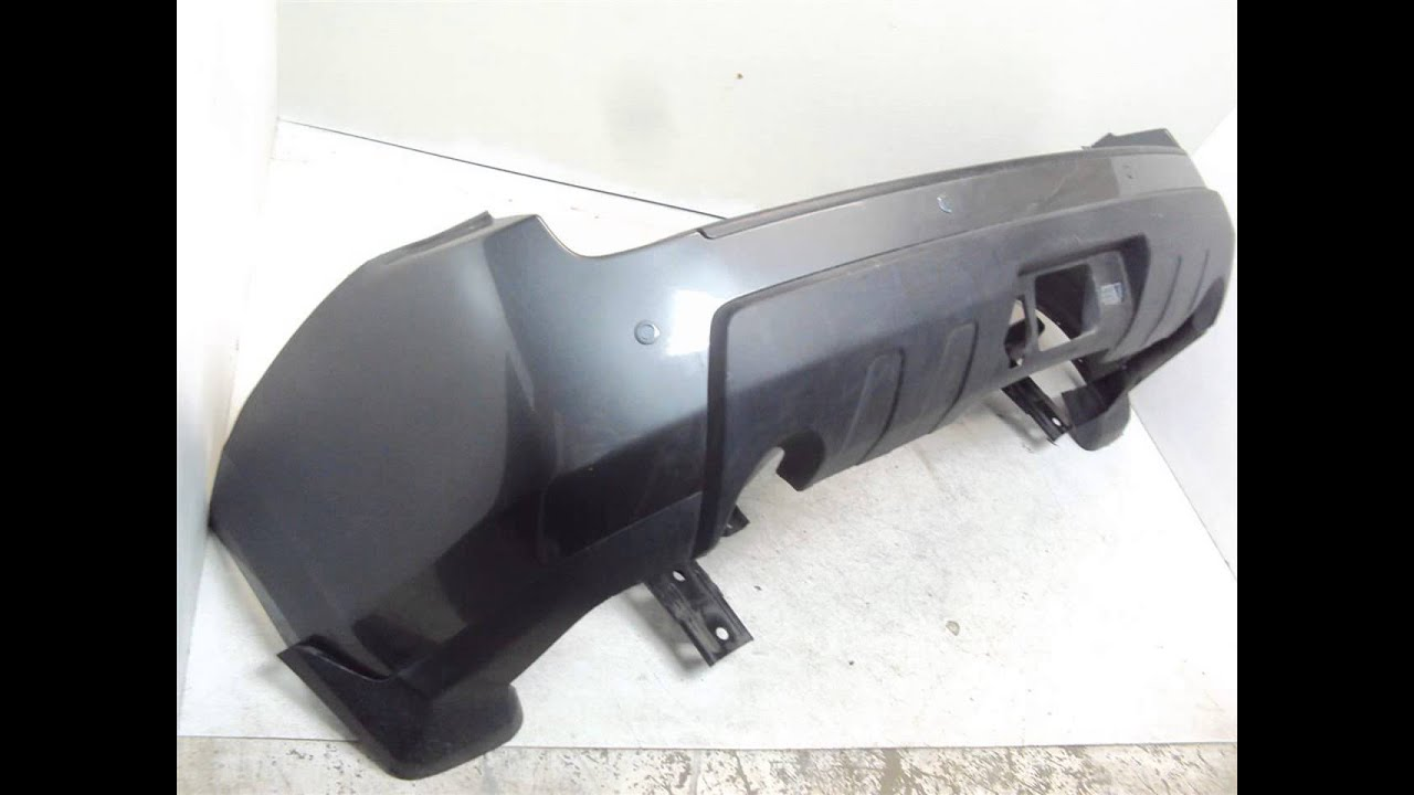 2011 Honda PILOT Cover REAR BUMPER ASSEMBLY WITH HITCH Ahparts