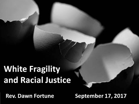 September 17 - White Fragility and Racial Justice