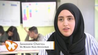 RTL filmt Scrum@school op Nieuwe Havo