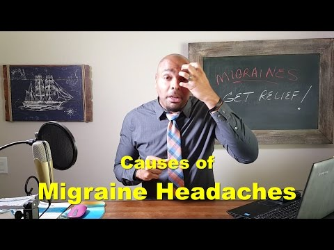 Got Migraine Headaches? Get Relief!