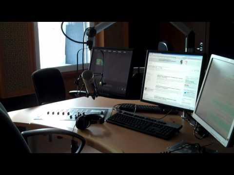 Kommersant FM All News Radio in Moscow