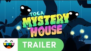 Come Inside, If You Dare | Trailer | Toca Mystery House