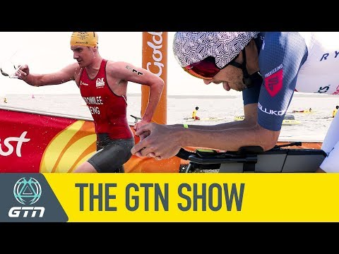 Is Draft Legal Triathlon Racing Fair? | The GTN Show Ep. 35