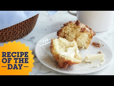 Recipe of the Day: Ree's Good Morning Muffins | Food Network