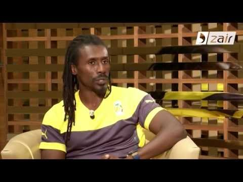 Interview exclusive d'Aliou Cissé sélectionneur de l'équipe du Sénégal HD