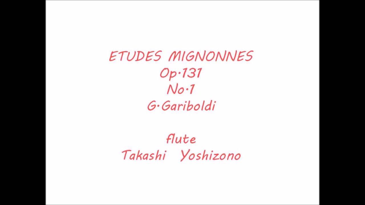 Etudes mignonnes op131 no1 youtube falaconquin