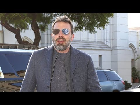 Ben Affleck Ignores Questions About Hilarie Burton's Claims