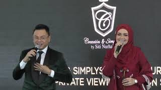 MERDU! Lagu Raya SUARA TAKBIR - Siti Nurhaliza Duet Bersama Hardy
