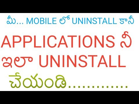 How To Uninstall an Application That Won't Uninstall In