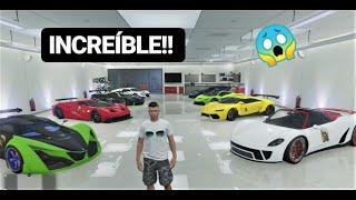 Directo: Tuneando los nuevos coches de GTA V Online!!!! (PS4)