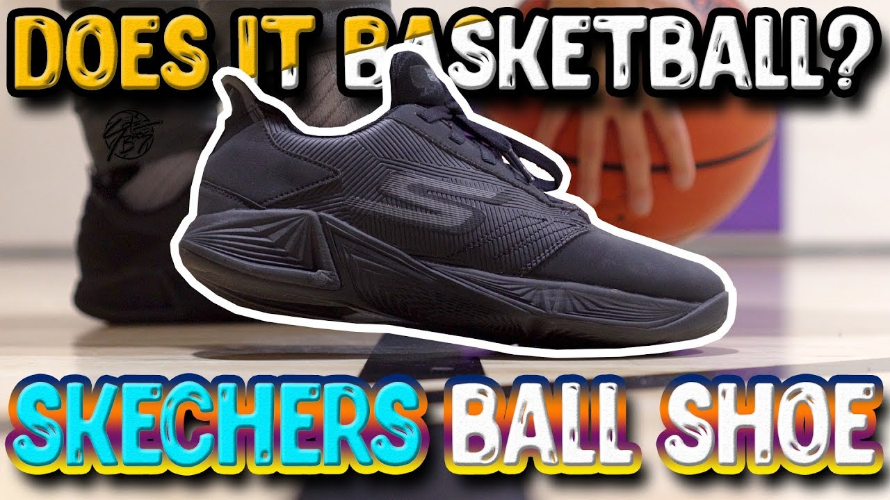 Escoba Fácil de comprender Absurdo  Does It Basketball? SKECHERS Go Torch Basketball Shoe! - YouTube