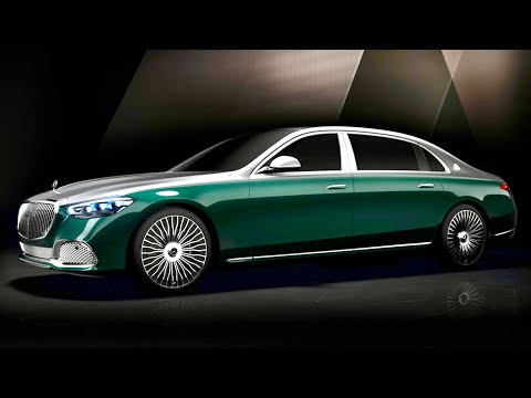New MERCEDES-MAYBACH S-CLASS 2021 - different COLORS, options & details