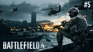 Battlefield 4: Сингапур, Аэропорт Чанги [Часть 2] #5