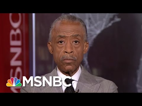 Rev. Al Sharpton Dishes On His Meeting With Michael Cohen | All In | MSNBC