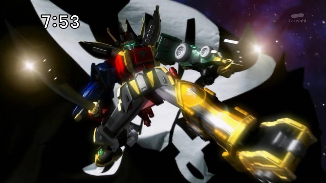 Review legendary megazord power rangers super megaforce - Robot power rangers megaforce ...