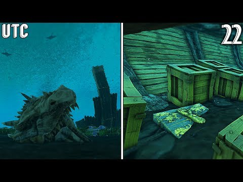 Sunken Viking Treasure! Underwater Exploration :: Ragnarok E