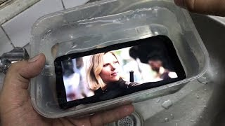 Samsung Galaxy A8 (2018) hands-on video + water test by TechNave.Com
