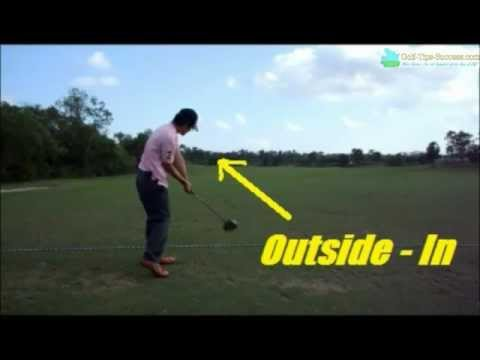Power Fade Golf Tip – Golf Tips Success