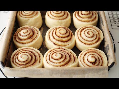 Cinnamon Rolls (Buns)