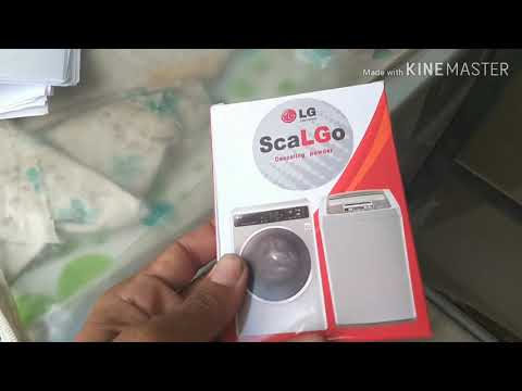 LG Washing Machine | cleaning Explain Telugu
