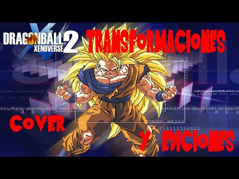 Dragon Ball Xenoverse 2 | Confirmadas Transformaciones Razas, Cover, y Ediciones