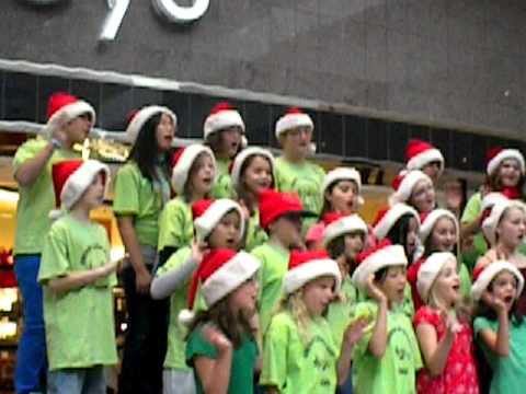 Orenco Elementary School Choir Mall