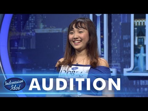 Maretha nyanyi keroncong Despacito! - AUDITION 1 - Indonesian Idol 2018