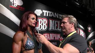 2017 NPC Champion Coast Classic -  Bonnie Peterson Figure Cham…