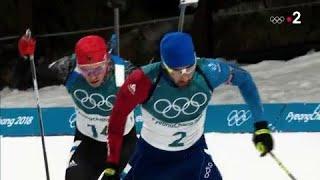 JO 2018 : Biathlon - Relais mixte. L'équipe de France vise l'or olympique