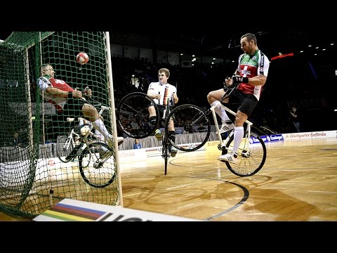 2016 UCI Indoor Cycling World Championships / Cycle-ball - Day 2