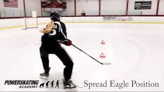 Spread Eagle Position