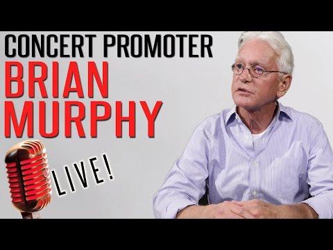 Brian Murphy, Concert Promoter - Renman Live #120
