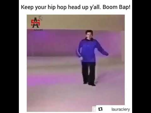 "Lady teaches us to ""Hip hop."""