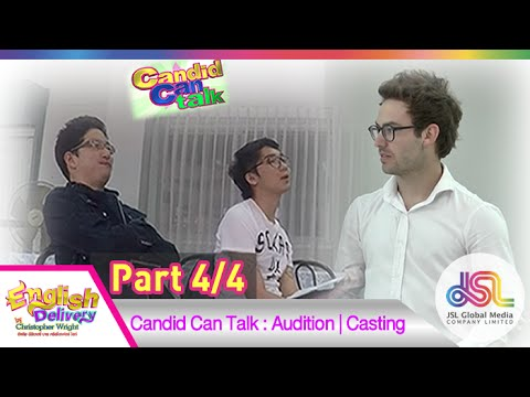 English Delivery : Candid can talk (25 ก.พ. 58] (4/4) Full HD