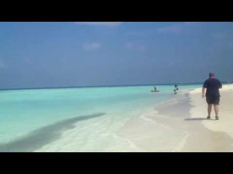 Trading Stocks In Maldives Crystal Clear Water