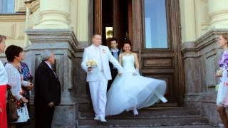Свадебный фильм - Онега и Сергей 2014