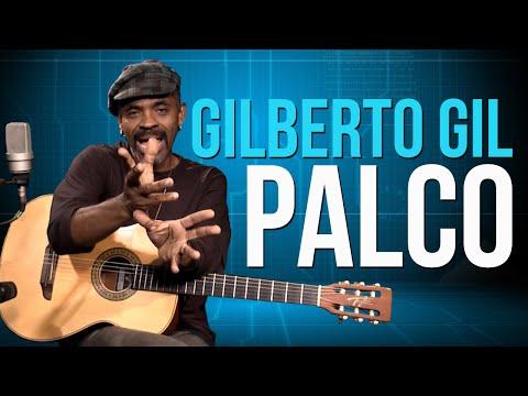 Gilberto Gil - Palco (como tocar - aula de violão)