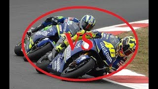 Incredible!! Very Best Battle Valentino Rossi vs Sete Gibernau MotoGP Catalunya 2005