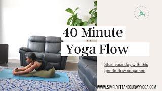 Fall yoga week 2