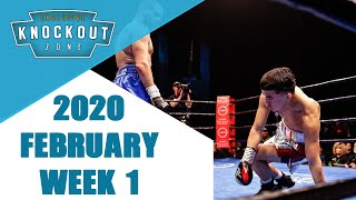 Boxing Knockouts | February 2020 Week 1