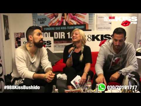 7. Talk über Frauenrechte mit Bushido - Das längste Interview der Welt auf 98.8 KISS FM