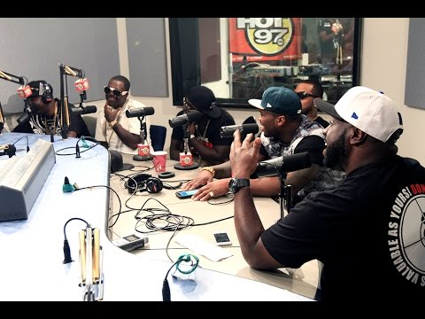 G-Unit - Funkmaster Flex Freestyle (09/04/2014)