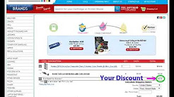How To Use Online Supplies Outlet Coupon or Promo Code