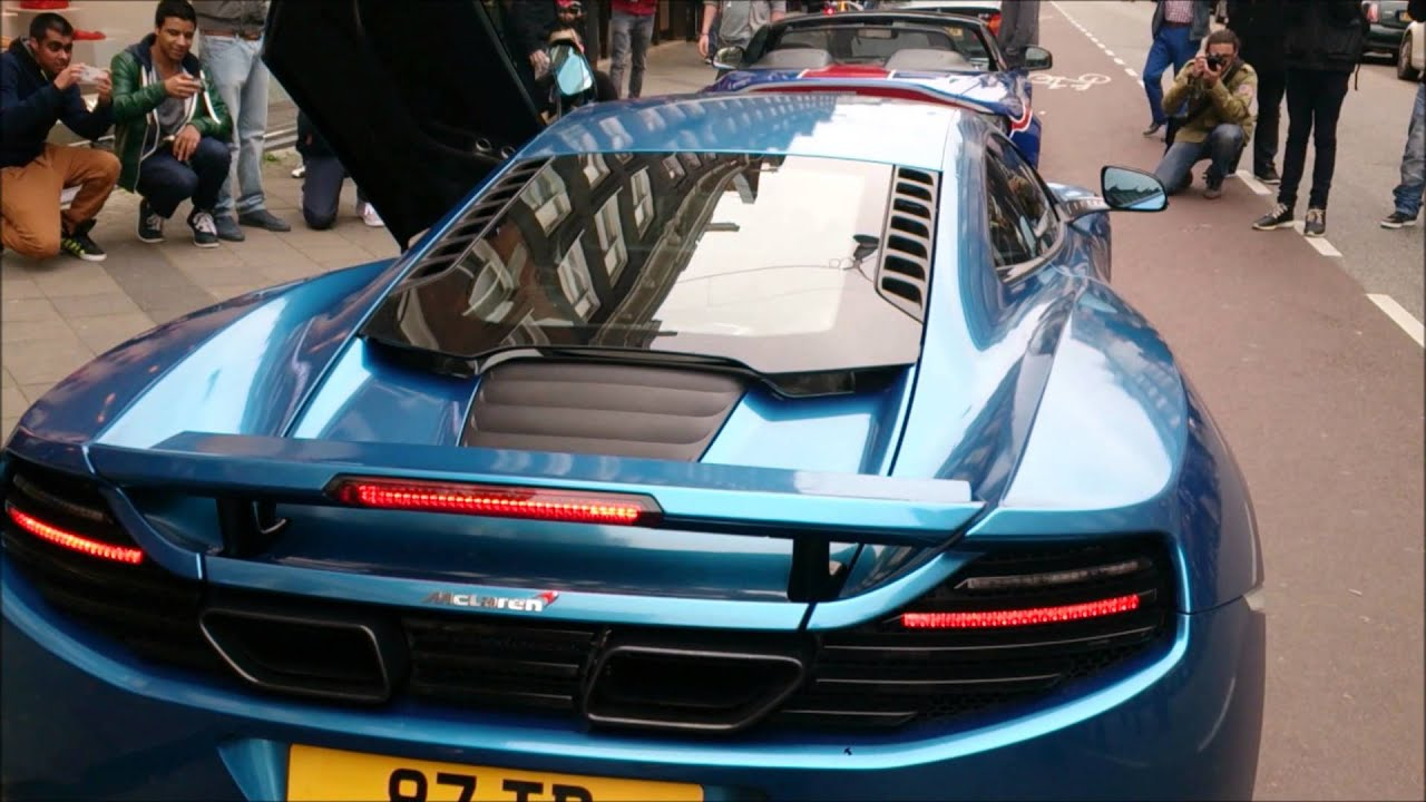 Supercar Meet With Amsterdam Youtube